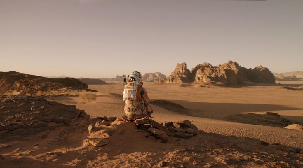 Seul sur Mars - Une Critique