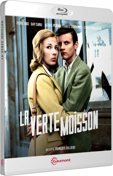 La Verte moisson - Packshot Blu-ray Gaumont Découverte