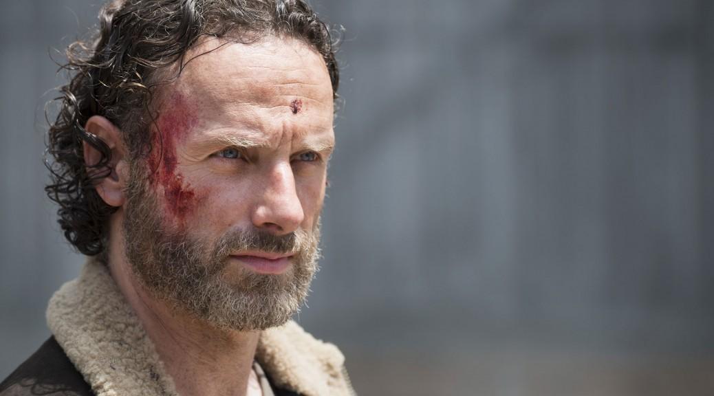Walking Dead - Saison 5 - Une Test Blu-ray