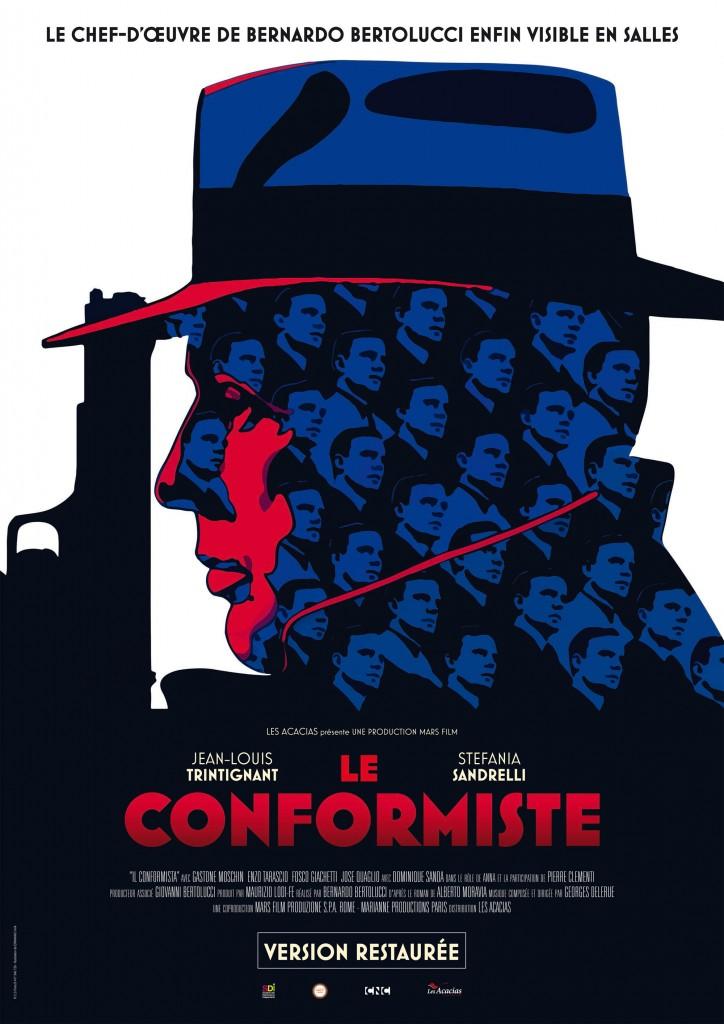 Le Conformiste - Affiche 2015