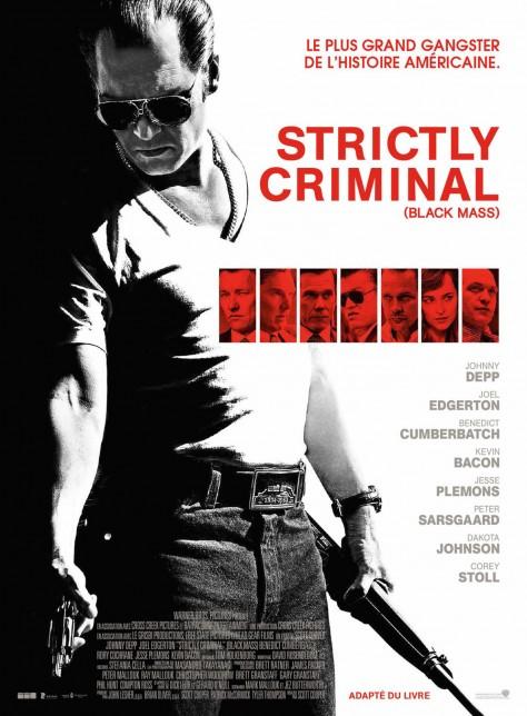 Strictly Criminal - Affiche