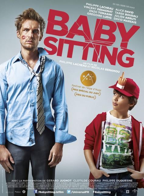 Babysitting - Affiche