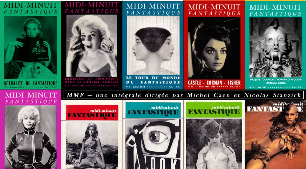 Collection MidiMinuit Fantastique