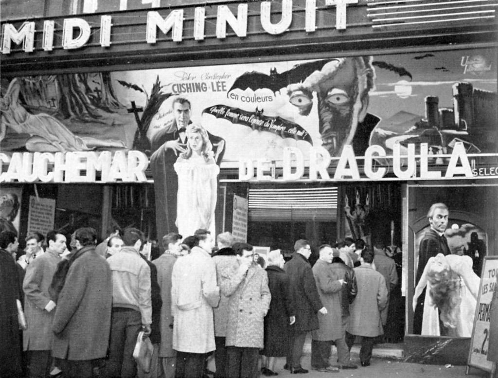 Le Cinéma Midi Minuit en 1959