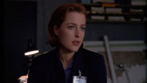 X-Files - Intégrale DVD (S05E12 : Bad Blood / Le shérif a les dents longues)