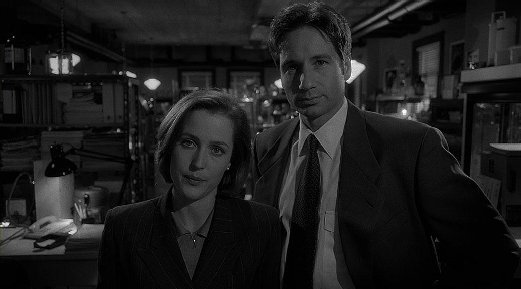 X-Files - Intégrale Blu-ray