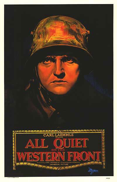 All Quiet on the Western Front - Affiche US