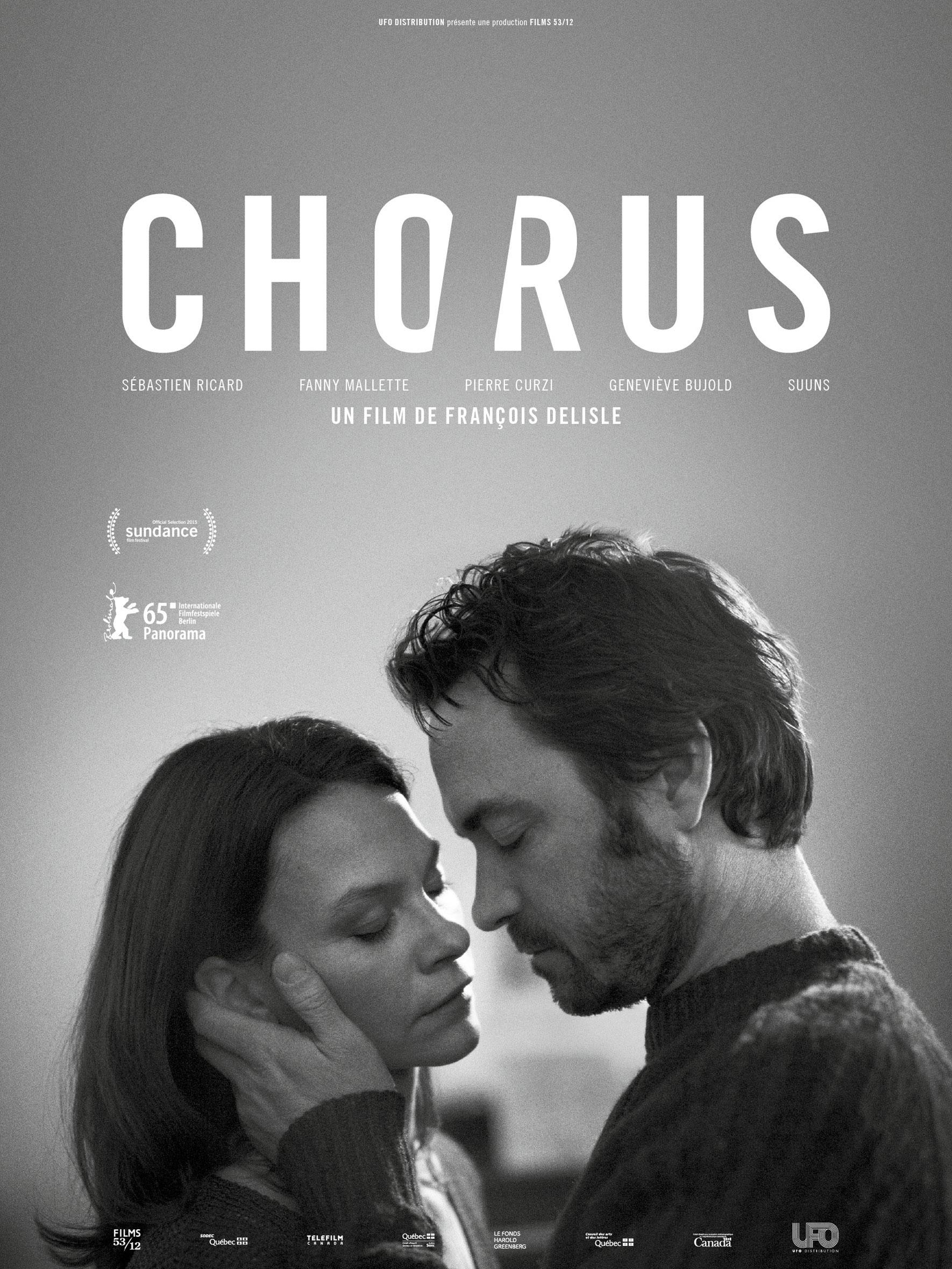Chorus - Affiche