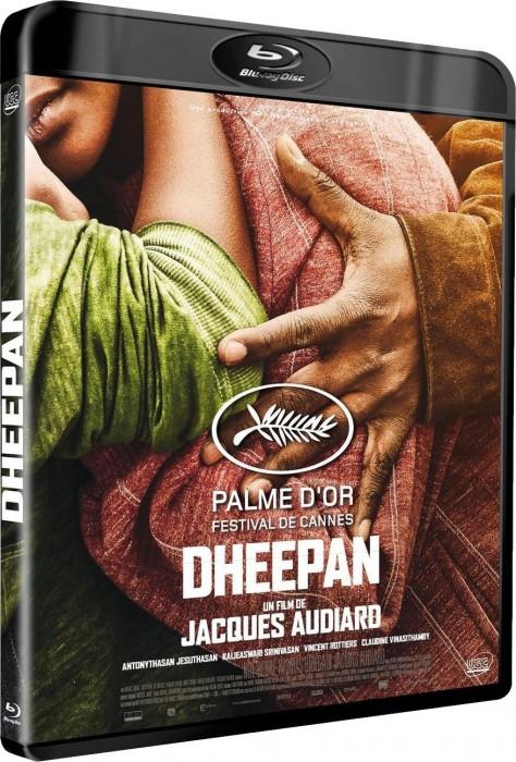 Dheepan - Packshot Blu-ray