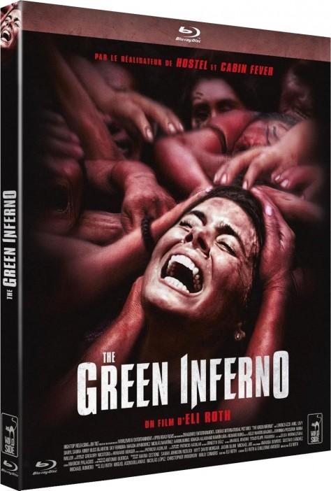 The Green inferno - Packshot Blu-ray
