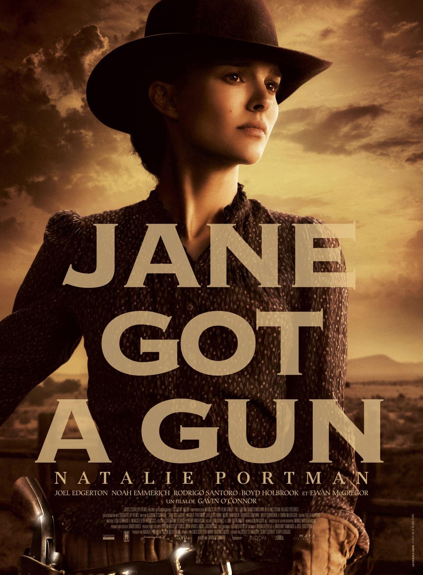 Jane Got a Gun - Affiche