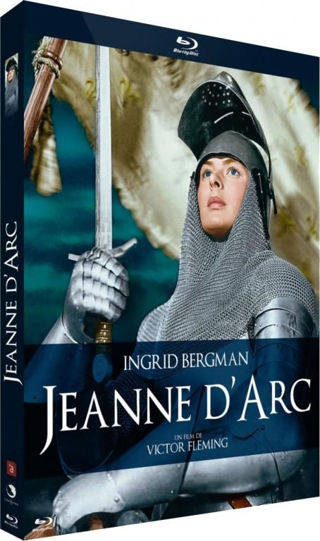 Jeanne d'Arc de Victor Fleming - Blu-ray