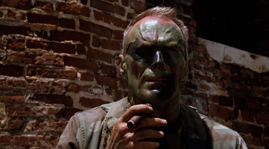 Le Maître de guerre - Eastwood