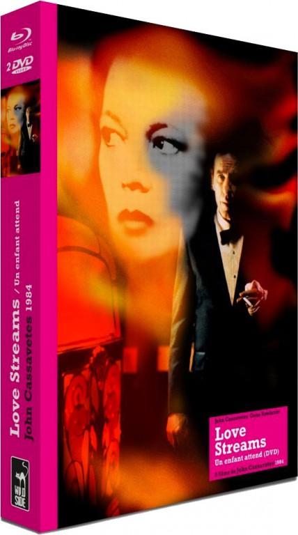 Love streams + Un enfant attend - Blu-ray