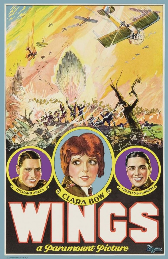 Wings - Affiche US