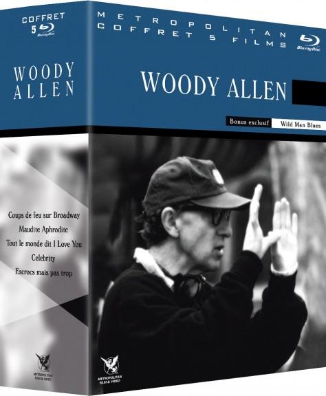 Coffret Woody Allen - Années 90s - Blu-ray
