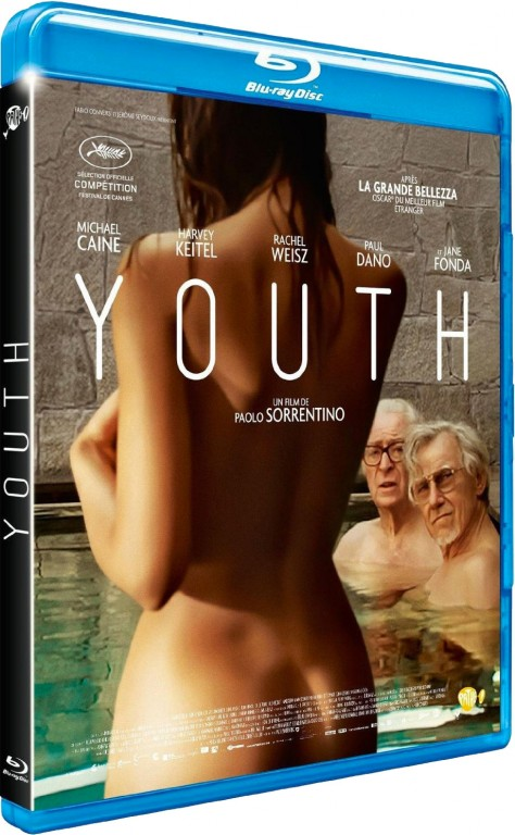 Youth de Paolo Sorrentino - Packshot Blu-ray