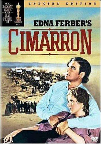 Cimarron - Recto Dvd US