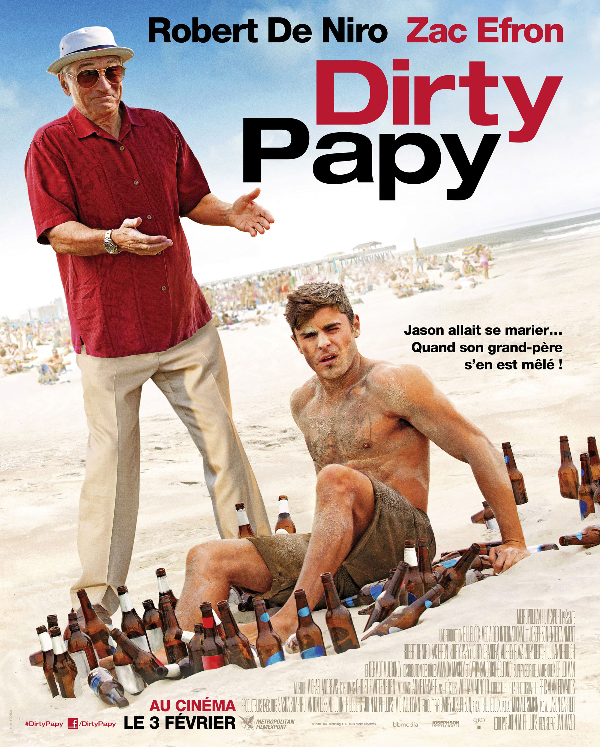 Dirty Papy - Affiche
