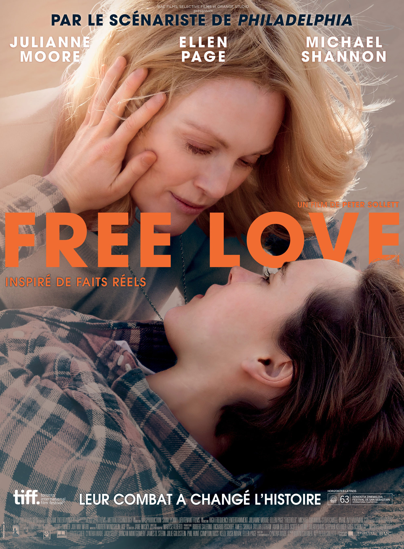 Free Love - Affiche