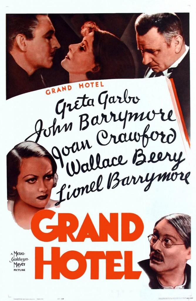 Grand Hotel - Affiche US