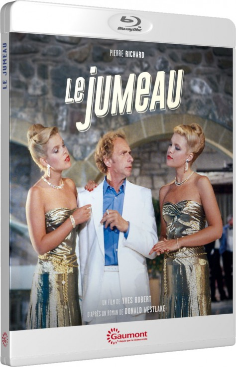Le Jumeau - Packshot Blu-ray Gaumont Découverte