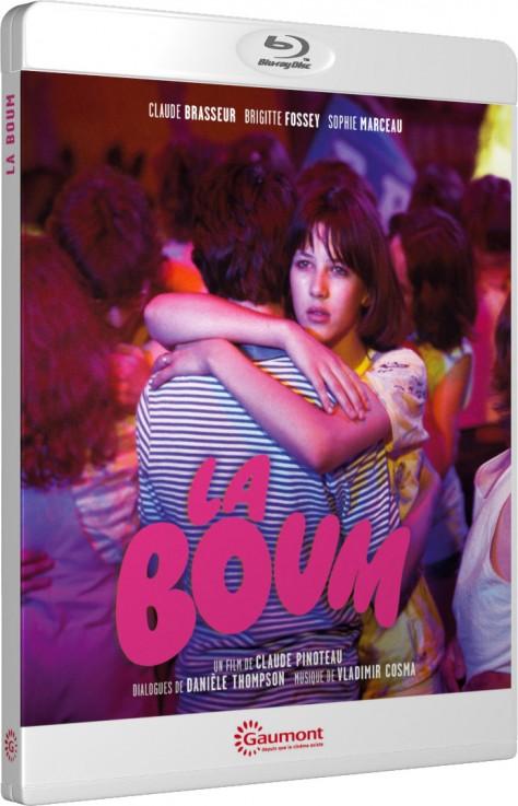 La Boum - Packshot Blu-ray Gaumont Découverte