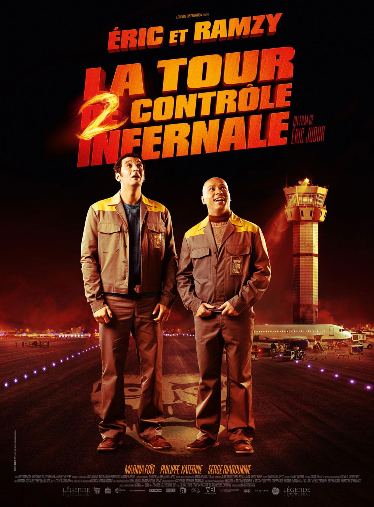 La Tour 2 contrôle infernale - Affiche