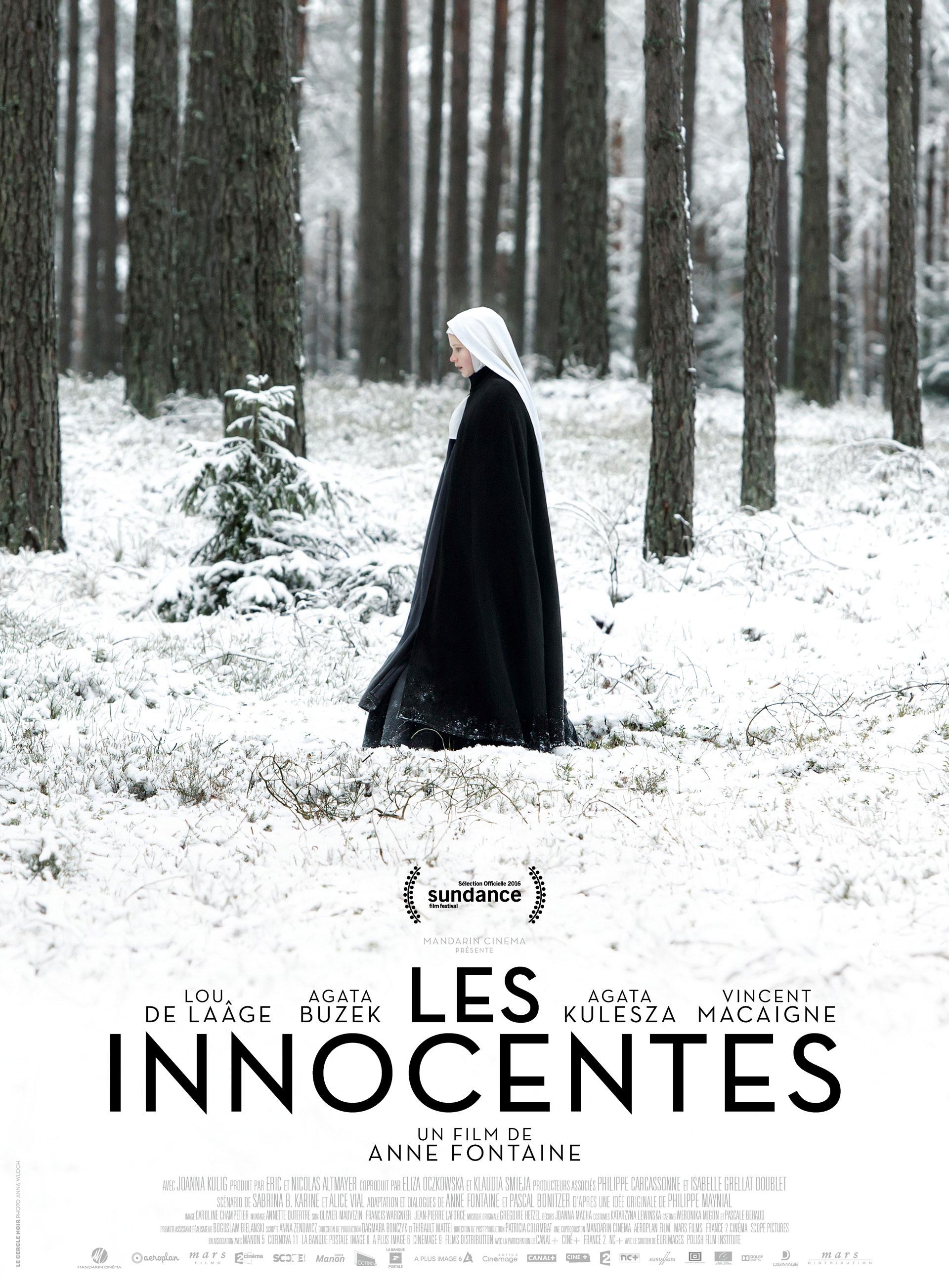 Les Innocentes - Affiche