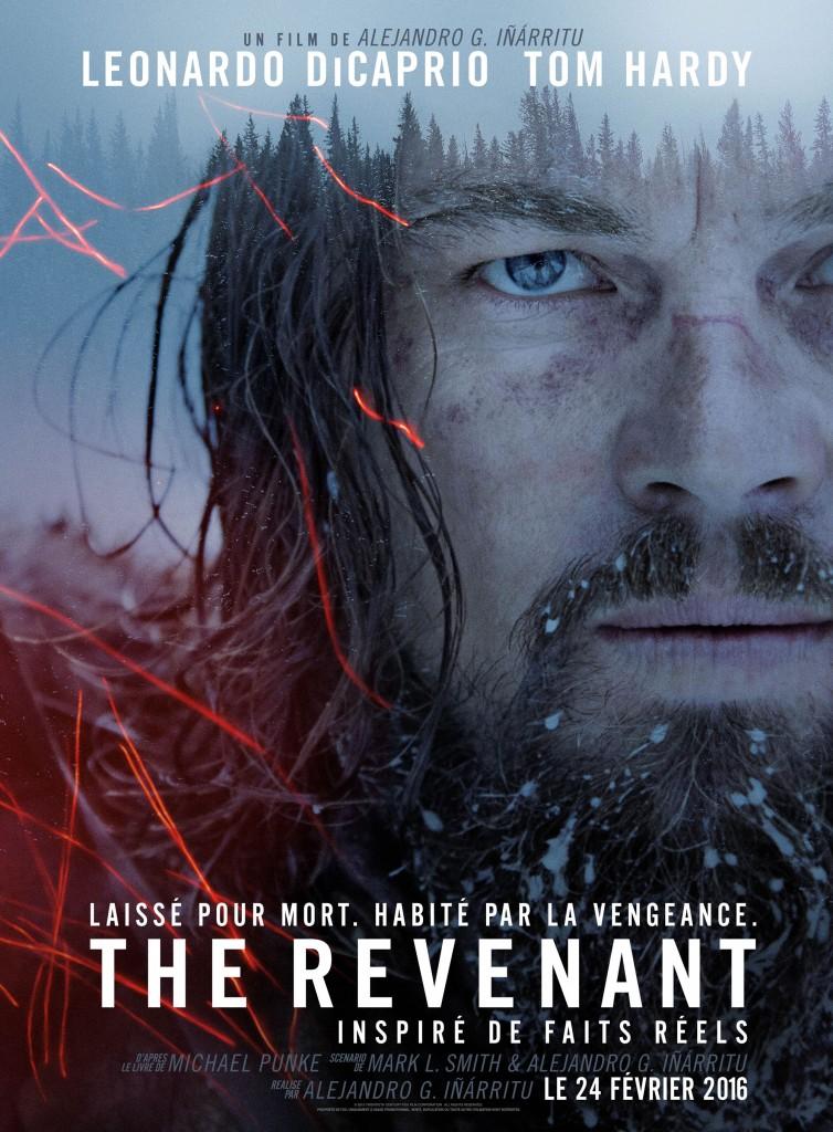 The Revenant - Affiche FR