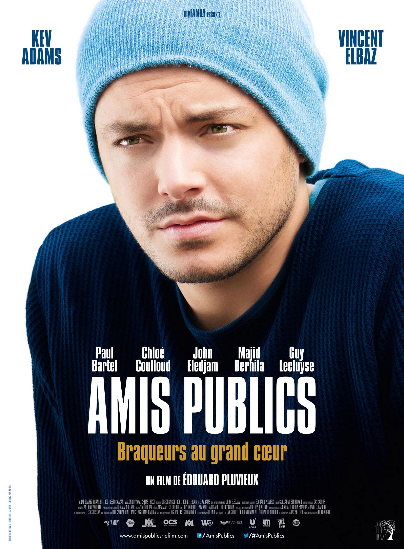 Amis Publics - Affiche