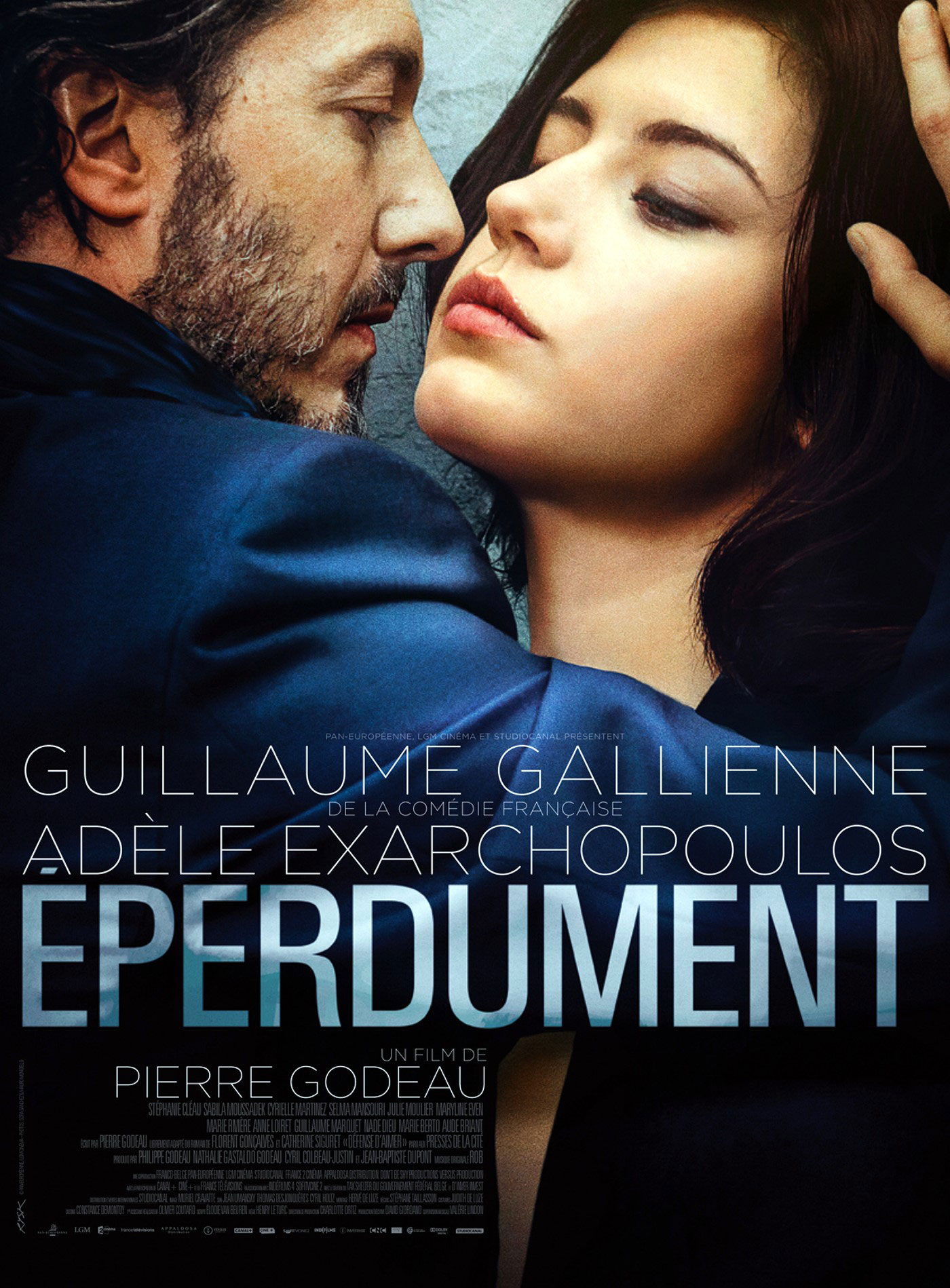 Eperdument - Affiche