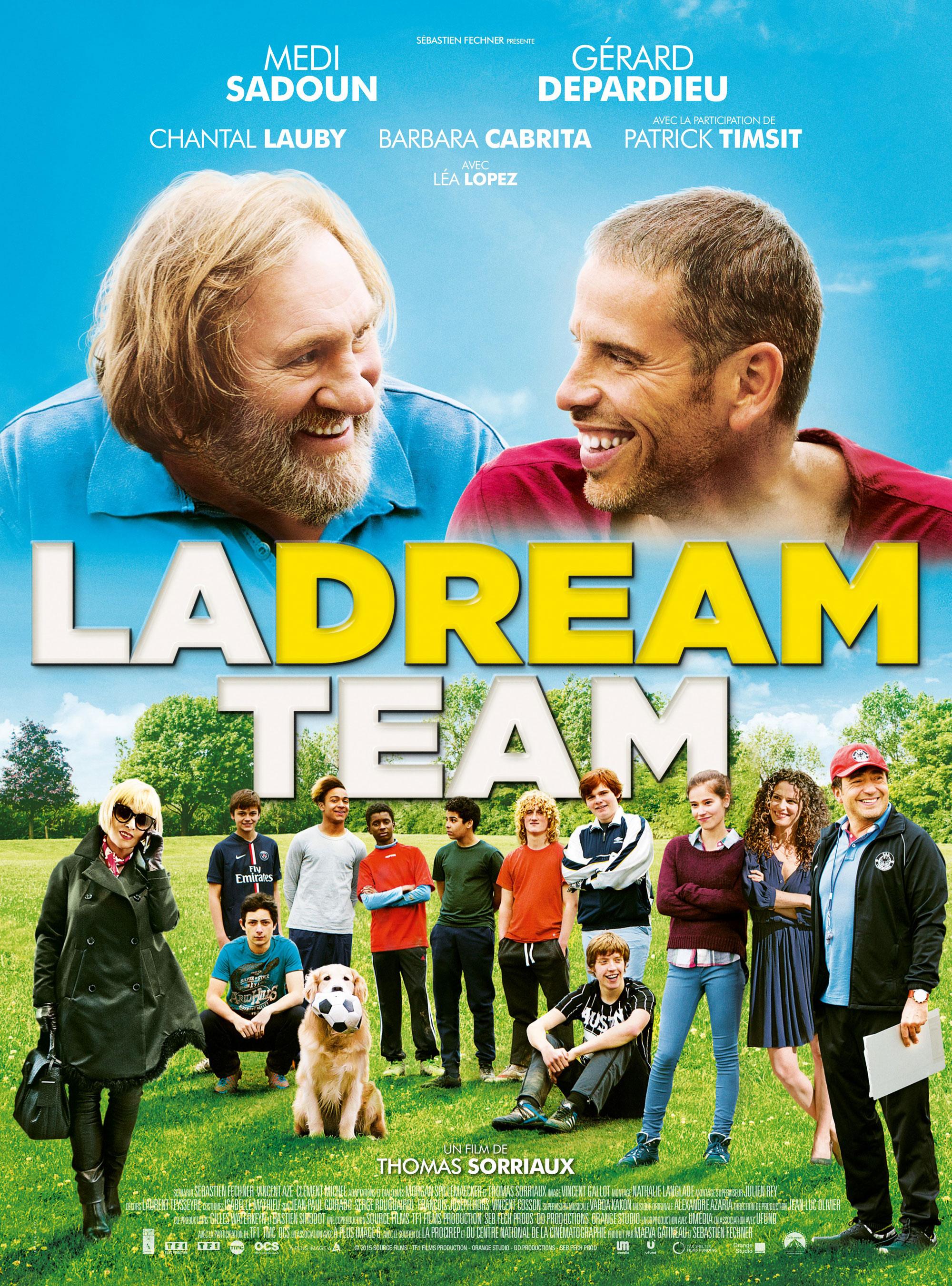 La Dream Team - Affiche