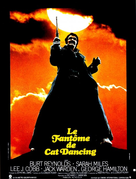 Le fantôme de Cat dancing