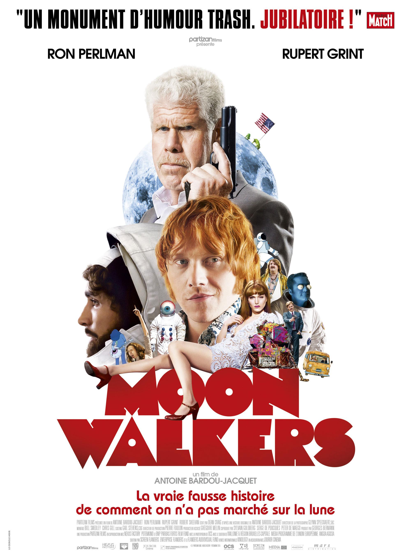 Moonwalkers - Affiche