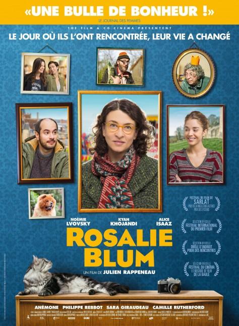 Rosalie Blum - Affiche