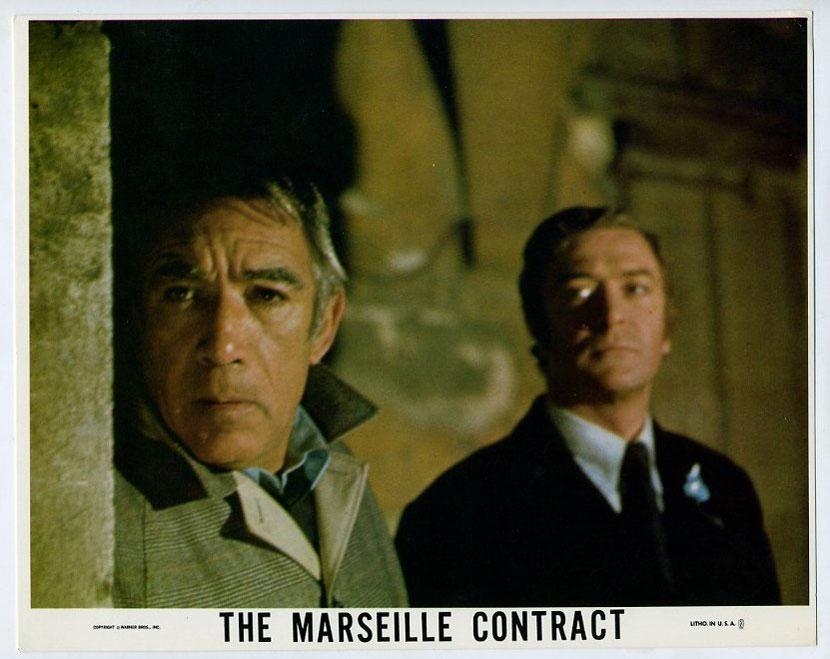 The Marseille Contract - Photo d'exploitation