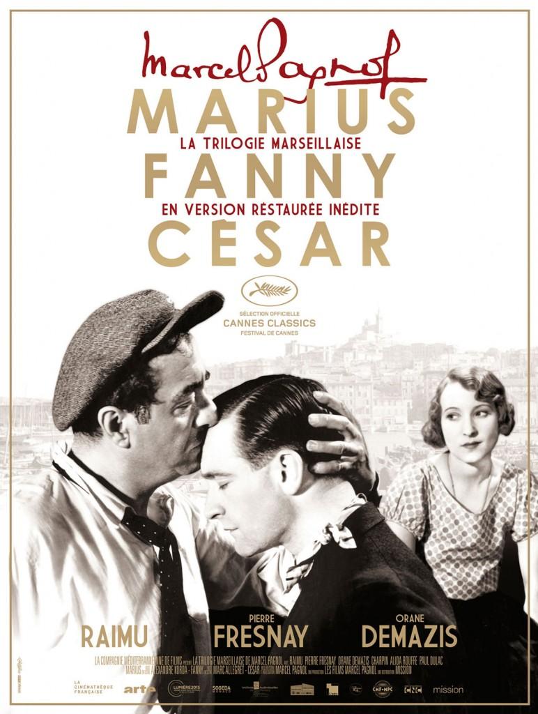 Trilogie Marseillaise - Marius / fanny / César