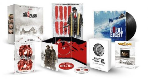 Les 8 salopards - Packshot Blu-ray Édition Prestige