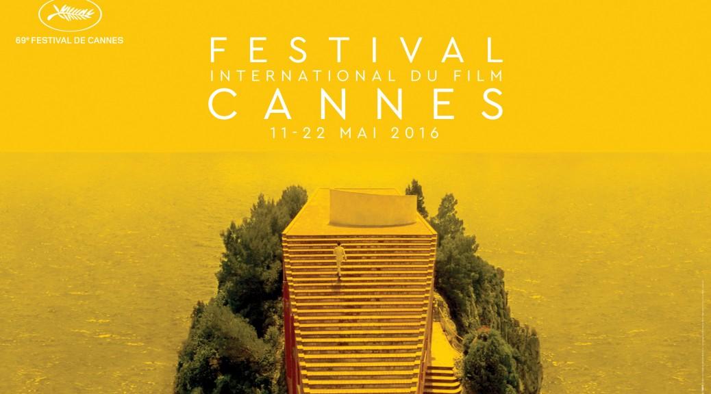 Festival cannes affiche
