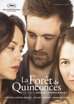 La Forêt de quinconces - Affiche