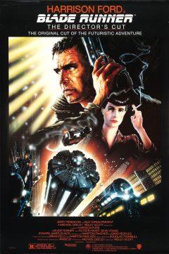 Blade Runner - Affiche Director's Cut 1992