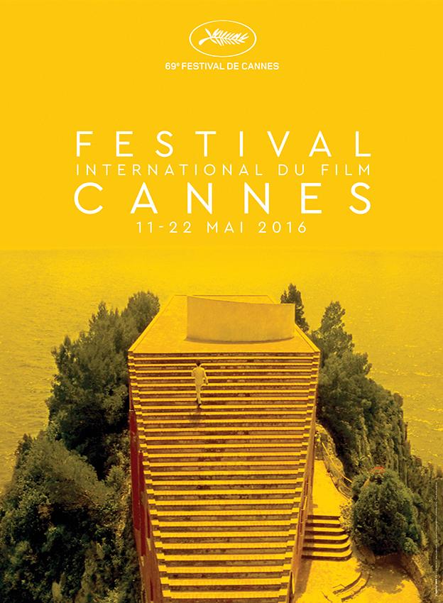 Festival de Cannes 2016 - Affiche