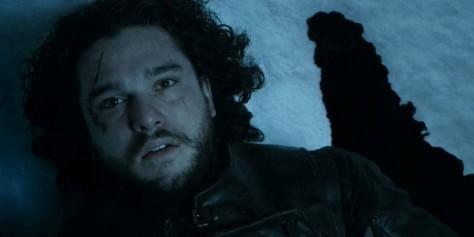 Game of Thrones - Jon Snow est mort