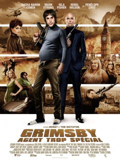 Grimsby - Affiche