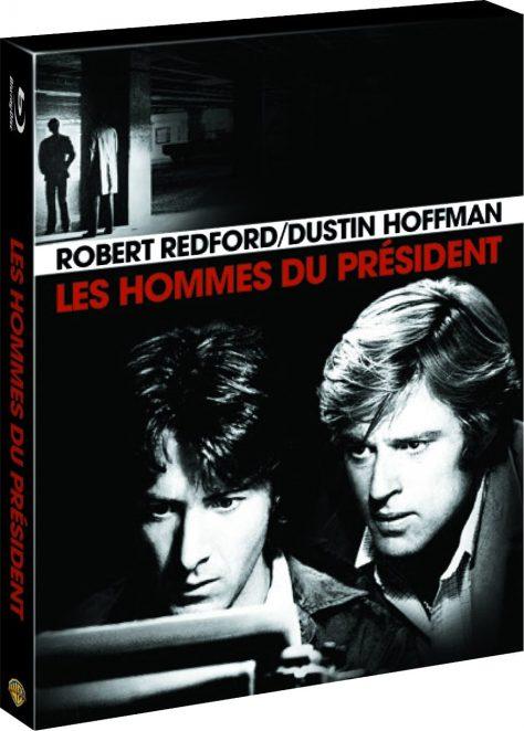 Les Hommes du Président - Édition 40ème Anniversaire - Packshot Blu-ray