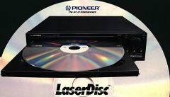 Lecteur de LaserDisc
