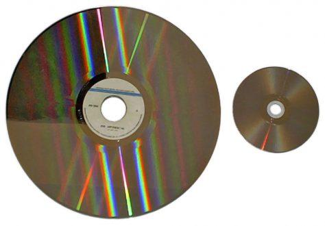 LaserDisc vs DVD