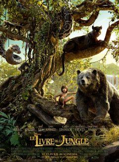 Le Livre de la jungle - Affiche 2016