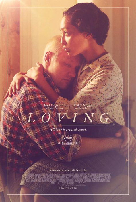 Loving - Affiche Cannes